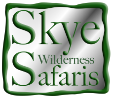 Skye Wilderness Safari Logo